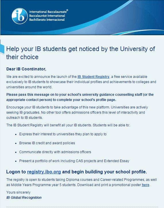 IB-student