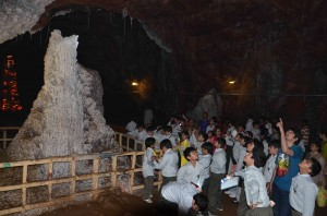 stalactite and stalagmite2